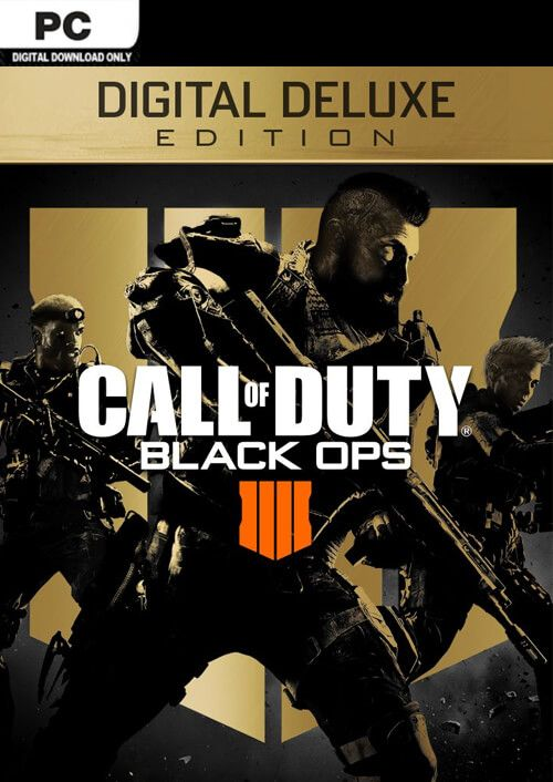 Call of Duty (COD) Black Ops 4 Activation Key + Crack PC Game Free Download