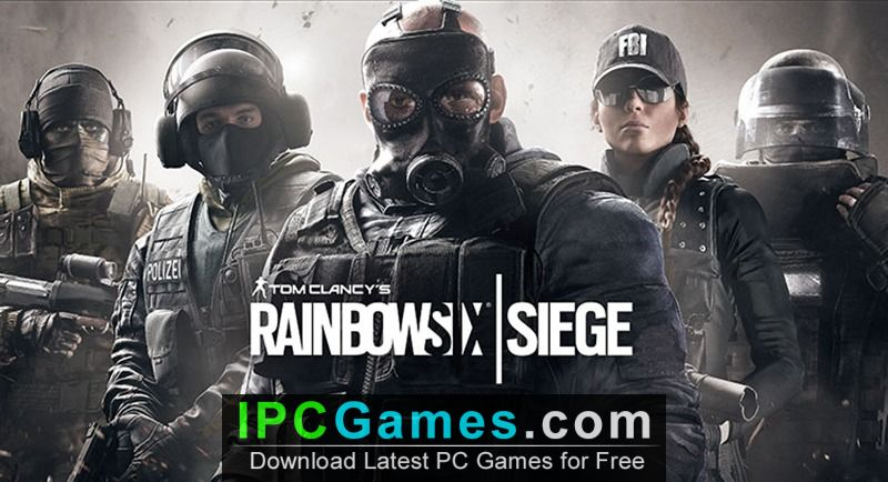 Tom Clancy's Rainbow Six Siege CD Key + Features PC Game Free Download
