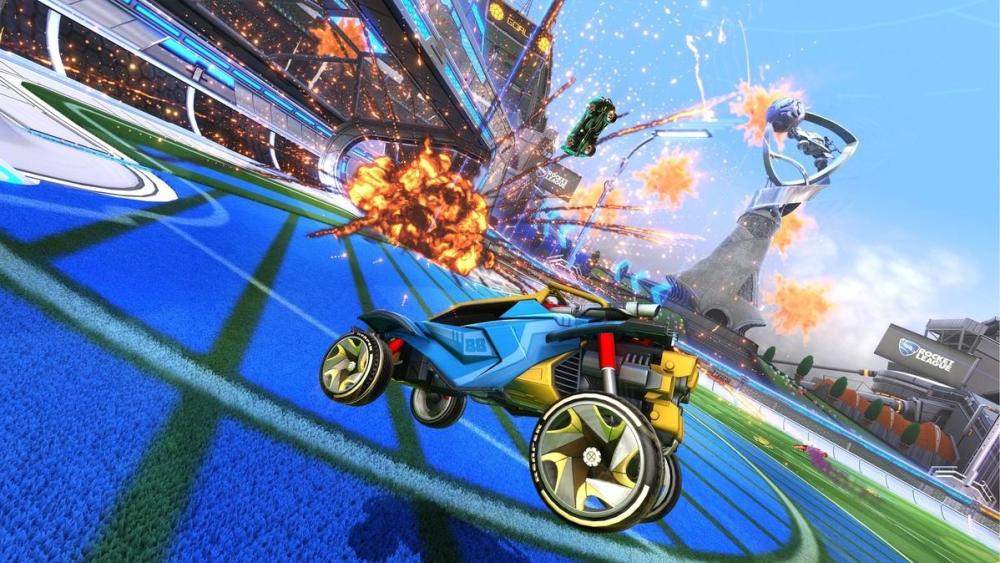 Rocket League Activation Key + Latest Version PC Game PC Game Free Download