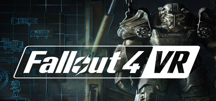 Fallout 4 VR PC Crack PC Game For Free Download