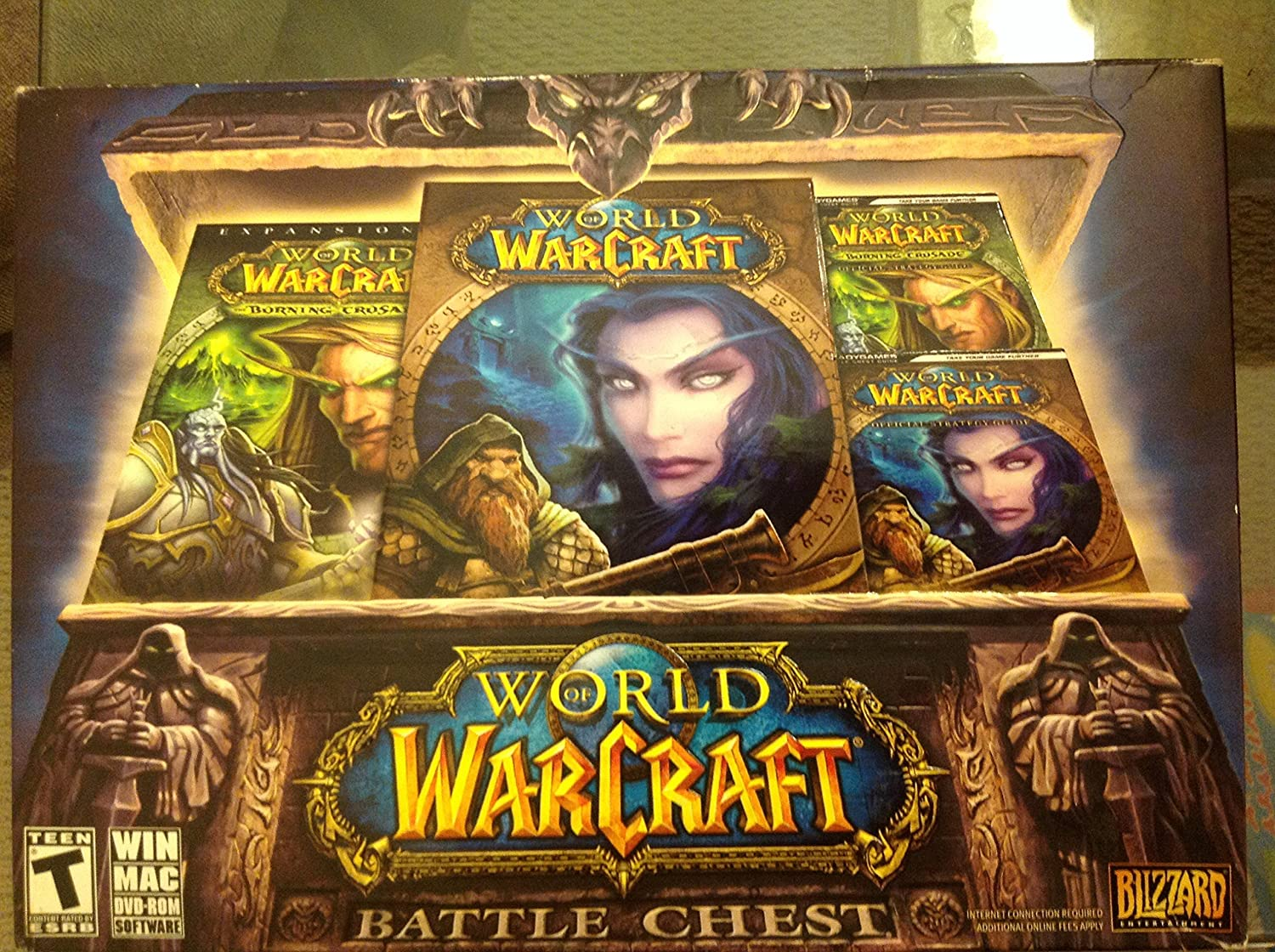 World Of Warcraft Battle Chest Highly compressed + Crack PC Game Free