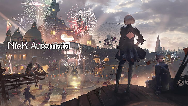 NieR Automata Crack + Latest PC Game For Free Download