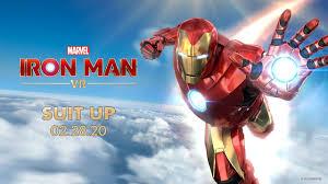 Marvels Iron Man Vr