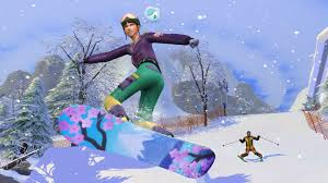 The Sims 4 Snowy Escape Update  Crack