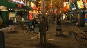 Yakuza  Full Pc Game + Crack
