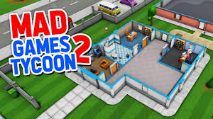Mad Games Tycoon Full Pc Game + Crack