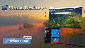Virtual Desktop Full Pc Game   Crack