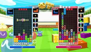Puyo Tetris