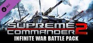 Supreme Commander  Infinite War Battle Full Pc Game + Crack