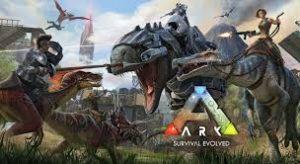 Ark Survival Evolved Full Pc Game + Crack
