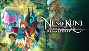 Ni No Kuni Wrath Of The White Witch Remastered Full Pc Game  Crack