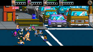 River City Ransom Underground Full Pc Game + Crack