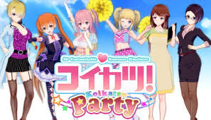Koikatsu Party Full Pc Game + Crack