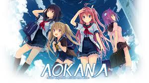 Ao No Kanata No Four Rhythm Full Pc Game  Crack