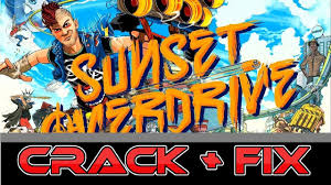 Sunset Overdrive Full Pc Game   Crack