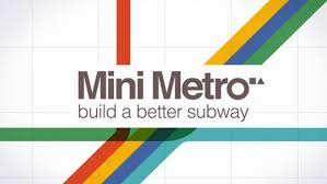 Mini Metro Full Pc Game   Crack
