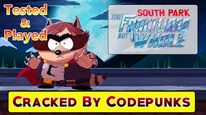 South Park Fractured Whole Full Pc Game + Crack