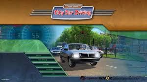 City Car Driving Full Pc Game   Crack