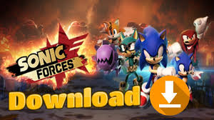 Sonic Forces Full Pc Game + Crack
