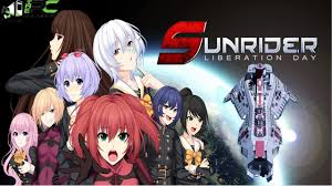 Sunrider Liberation Crack