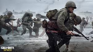 Call Of Duty 14 Wwii Deluxe Edition