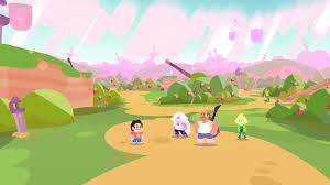 Steven Universe Save The Light Plaza Full Pc Game + Crack