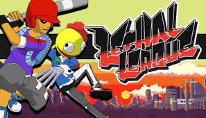 Lethal League Full Pc Game + Crack